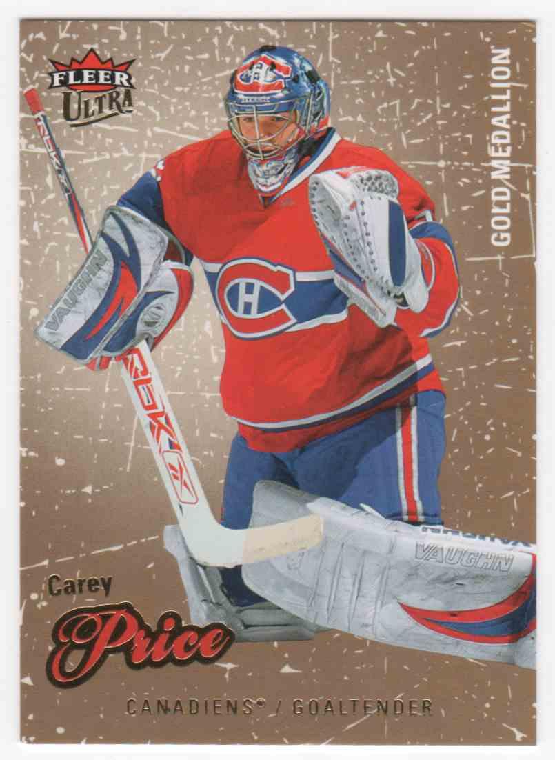 2008-09 Fleer Ultra Gold Medallion Base Set Of 200 Cards #1-200 card front image