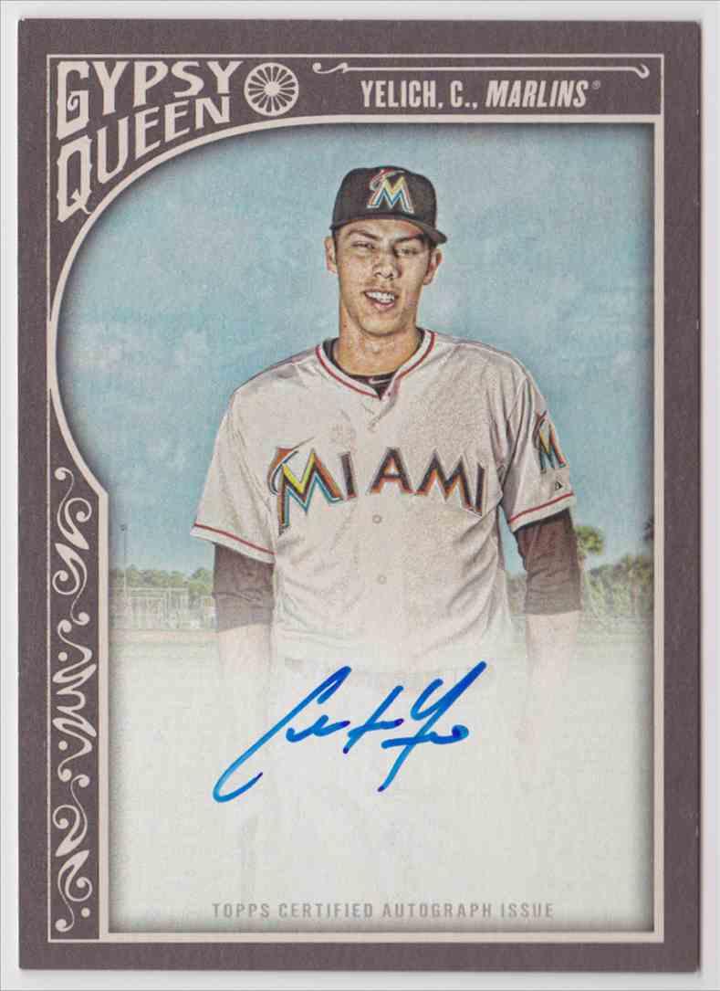 2015 Gypsy Queen Baseball Card #134 Ralph Kiner Mint