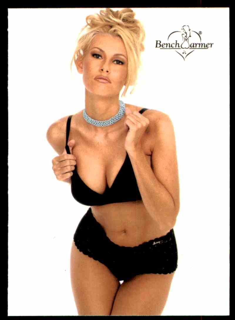 2002 Bench Warmer Shannon Marie Codner #221 card front image