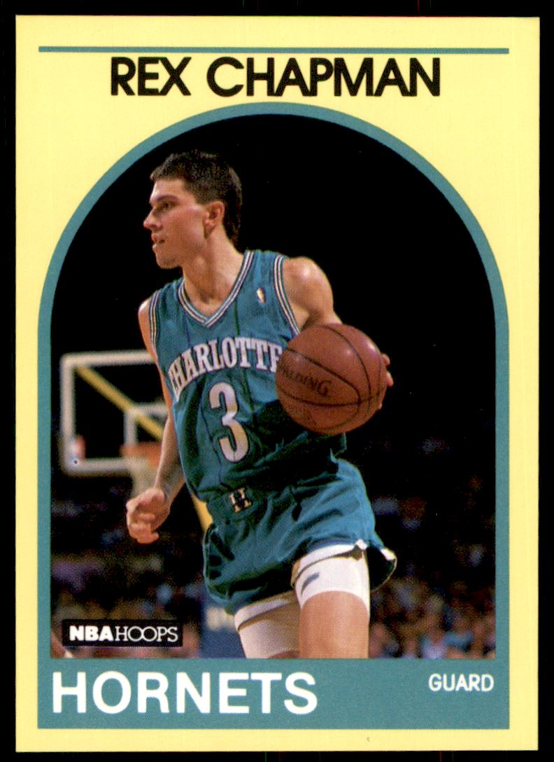 200 Rex Chapman trading cards for sale