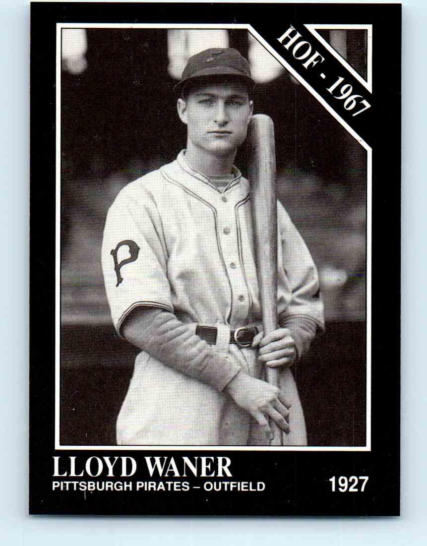 1991 Conlon Collection Lloyd Waner 6 On Kronozio