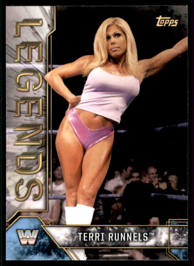 Watch Terri Runnels video