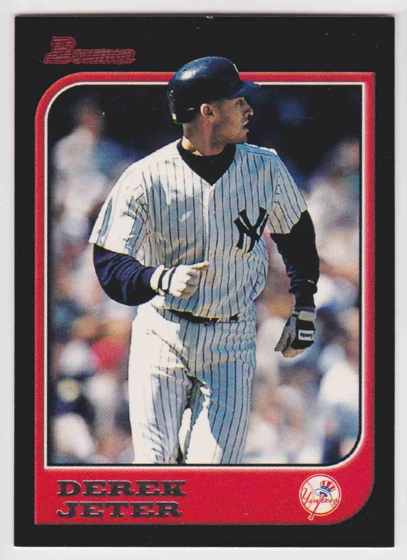 1997 Bowman Derek Jeter 1 On Kronozio