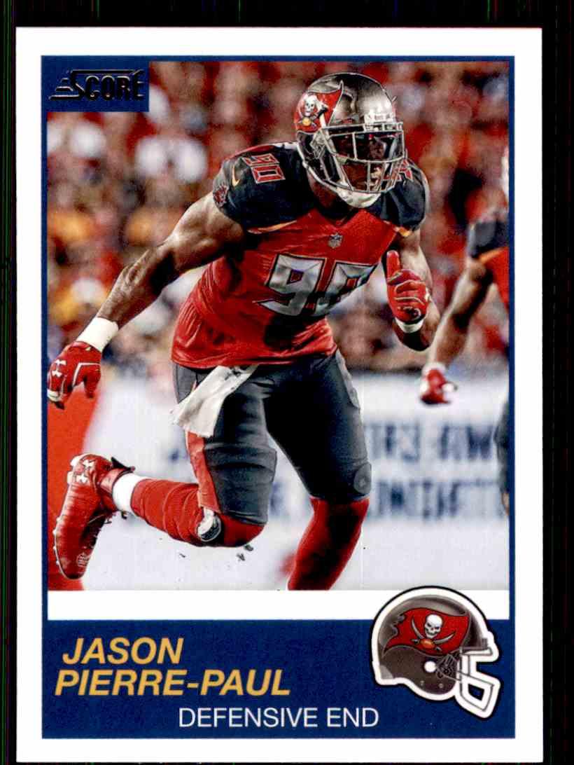 2019 Score Jason Pierre-Paul #279 card front image
