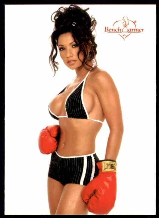 2002 Bench Warmer Nikki Zeno #132 card front image