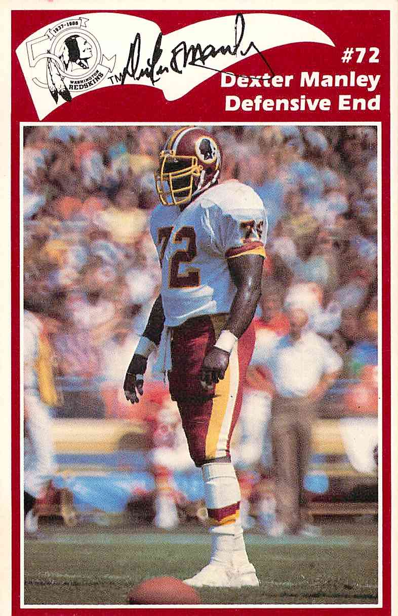 buy popular acf6a 57489 24 Dexter Manley trading cards for sale