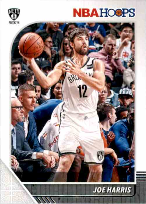 2019-20 Hoops Joe Harris #14 card front image