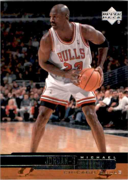1999-00 Upper Deck Michael Jordan CL #314 card front image