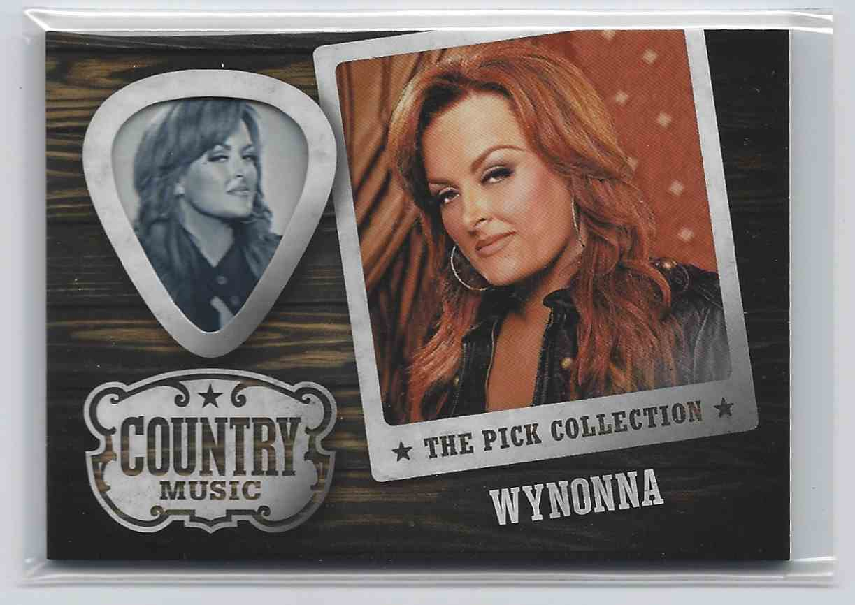 2015 Country Music Pick Collection Wynonna #45 card front image