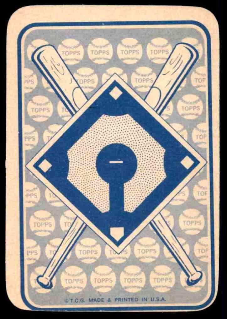 1968 Topps Game Jim Fregosi #33 card back image