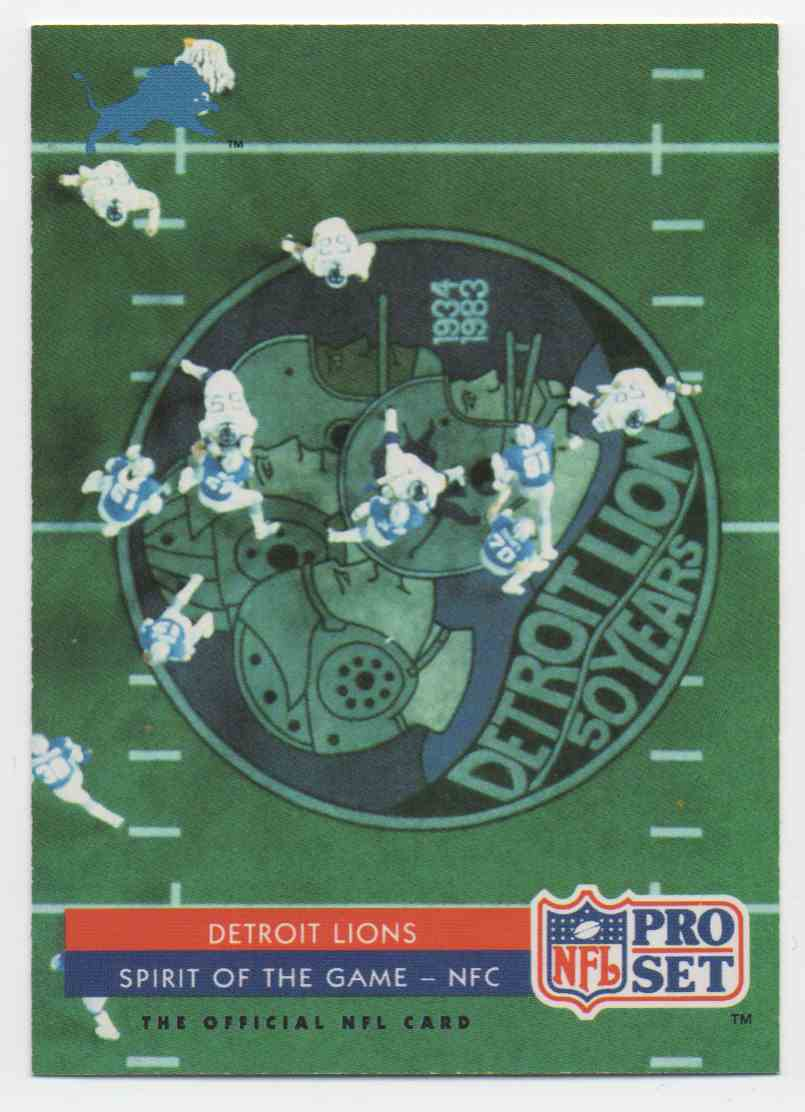 1992 Pro Set Spirit Of The Game #364 card front image