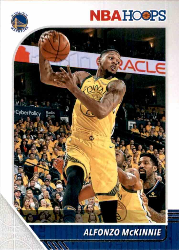 2019-20 Hoops Alfonzo McKinnie #269 card front image