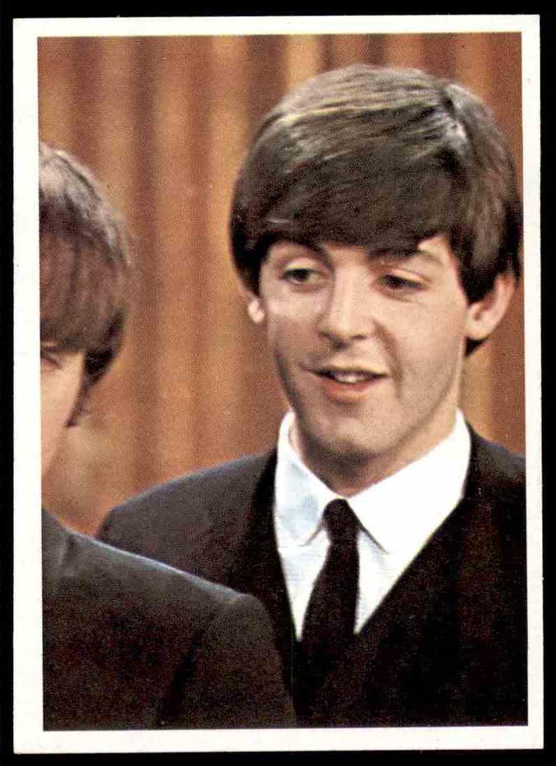 1964 Topps Beatles Color Paul McCartney