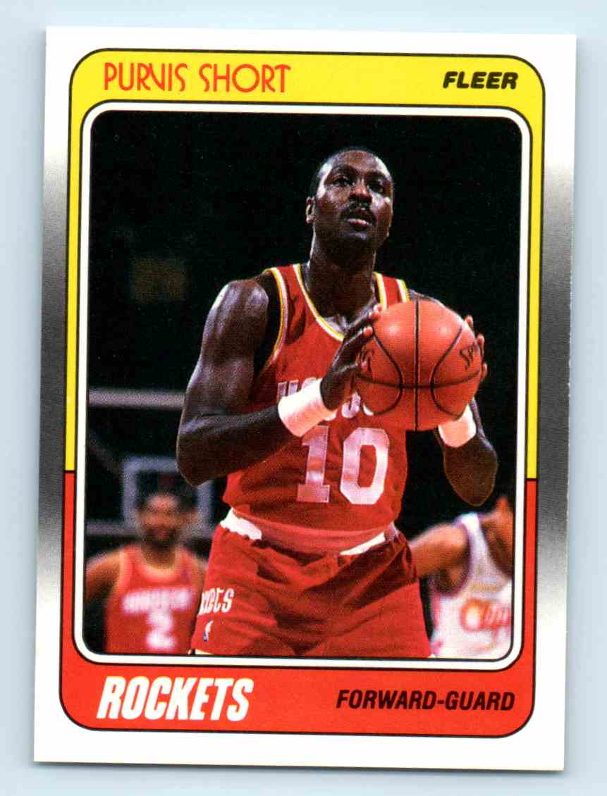 21 Purvis Short trading cards for sale