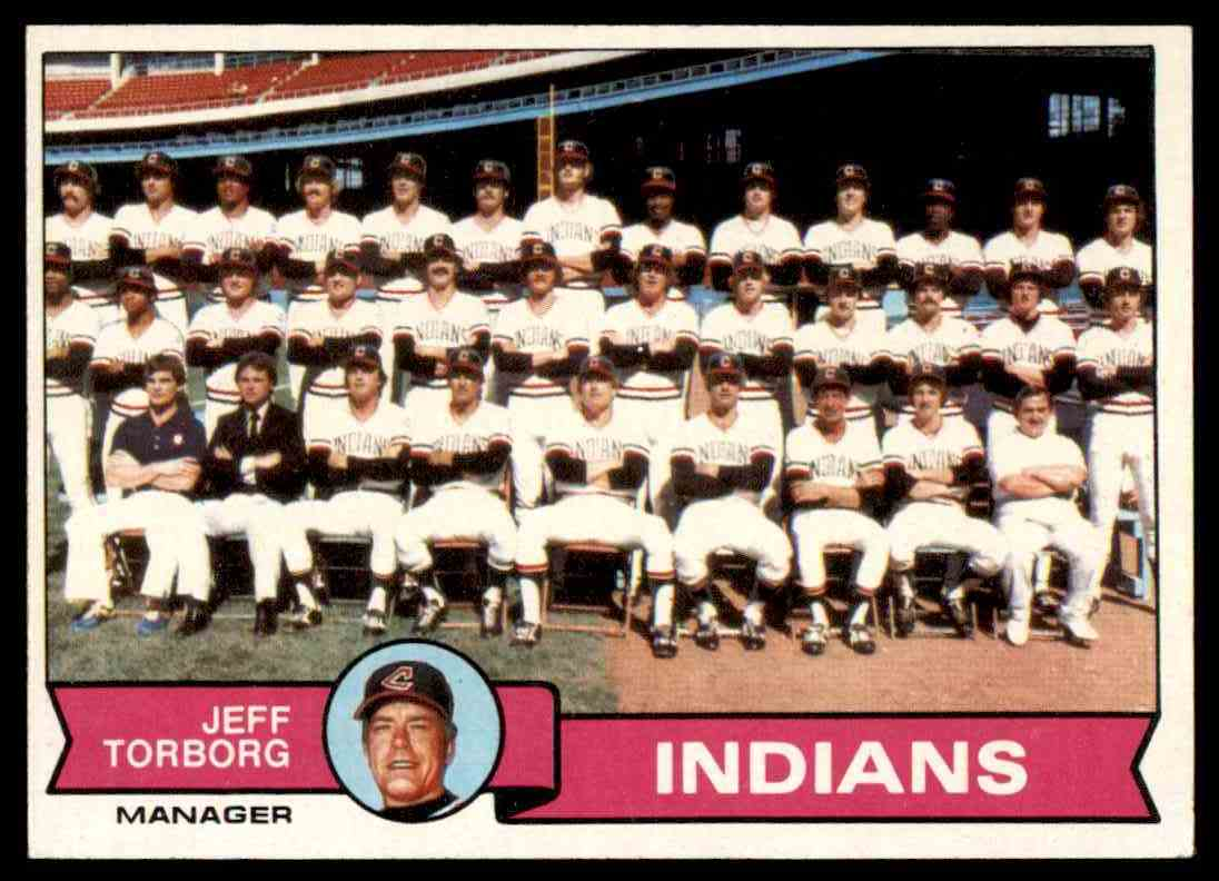 1979 Topps Baseball Set Break Team Checklist 96 On