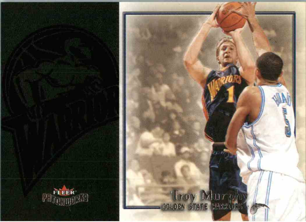 17 Troy Murphy trading cards for sale