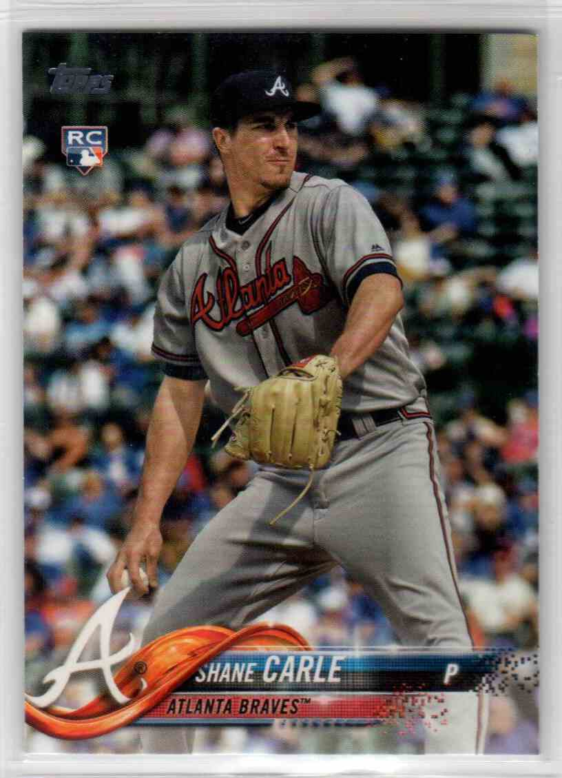 2018 Topps Update Shane Carle #US286 card front image