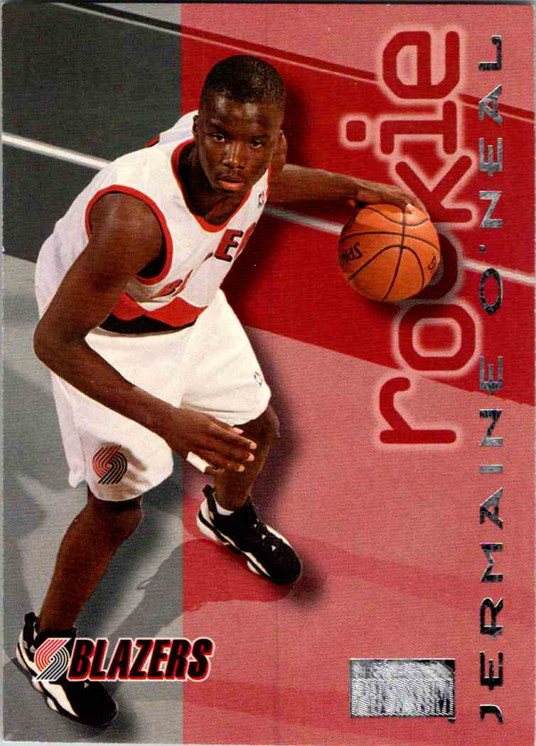 1997-98 Skybox Premium Jermaine O'Neal #229 card front image