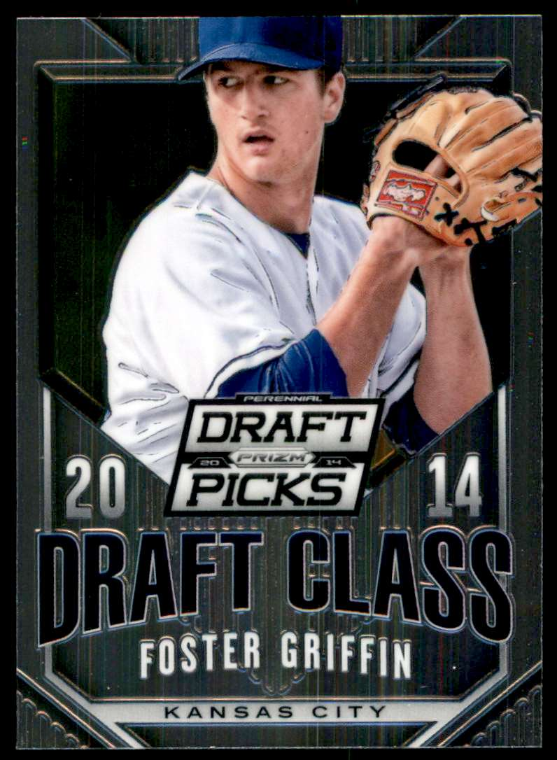 2014 Panini Prizm Perennial Draft Picks Draft Class Foster Griffin #26 card front image