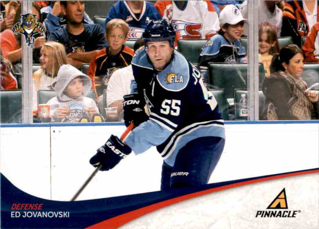 2011-12 Pinnacle Ed Jovanovski #155 card front image
