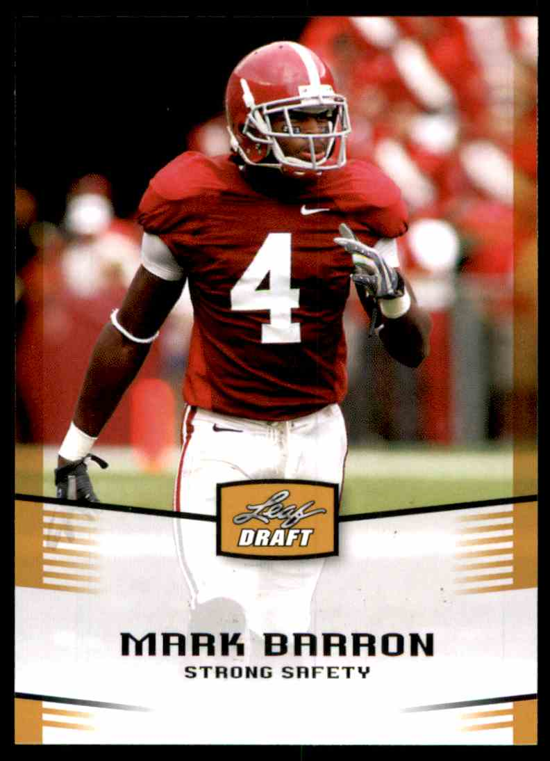 2012 Leaf Draft Gold Marquis Maze #31 card front image