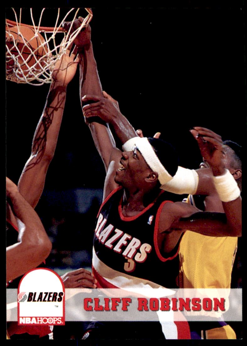 51 Clifford Robinson trading cards for sale