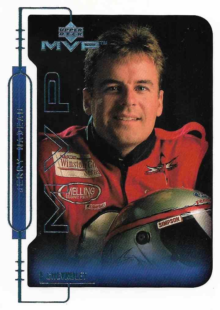 2000 Upper Deck MVP Jerry Nadeau #19 card front image