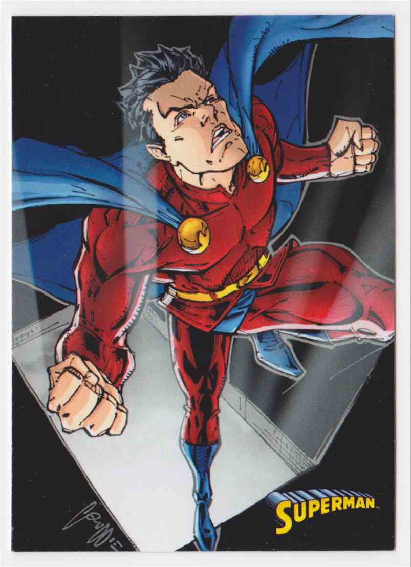 2013 Superman Cryptozoic Superman #54 card front image