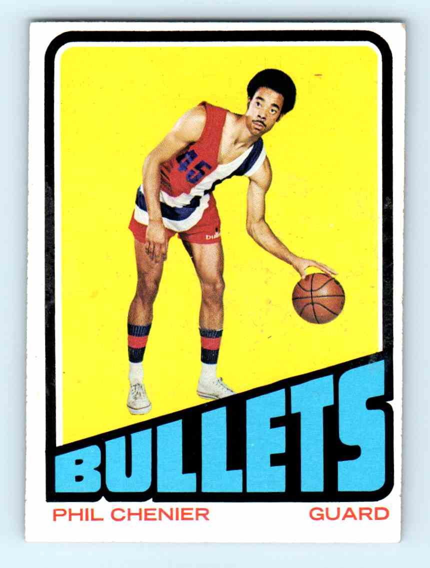1 Phil Chenier trading cards for sale