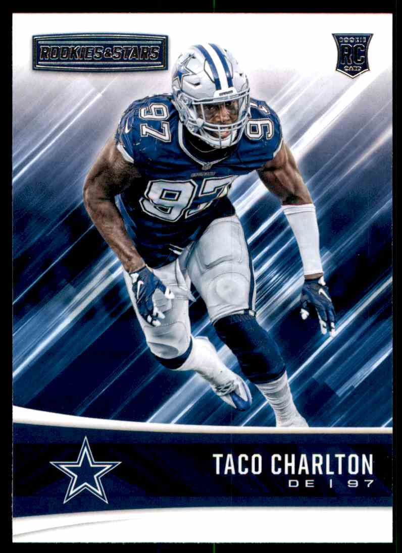 2017 Rookies And Stars Taco Charlton #240 card front image
