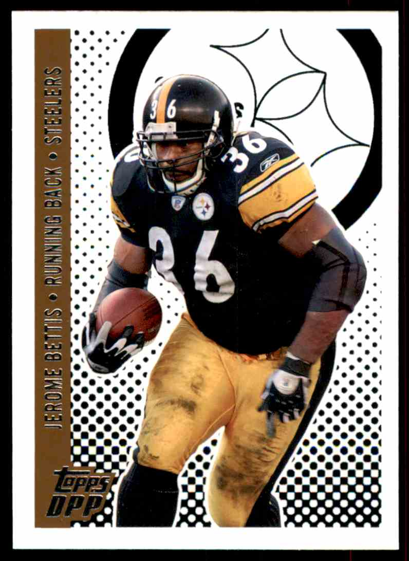 2014 Topps Draft Picks And Prospects Jerome Bettis #95 card front image