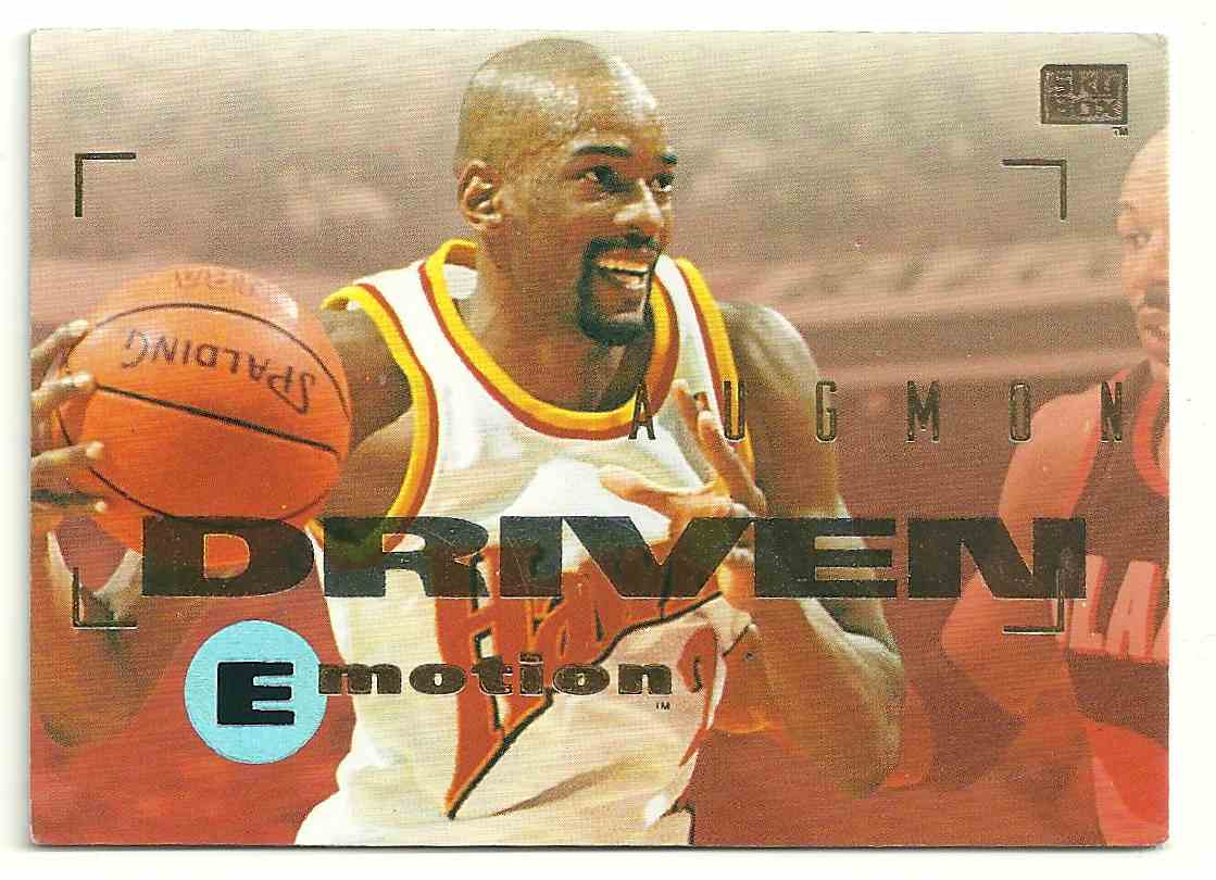 1995-96 Skybox Stacey Augmon #1 card front image