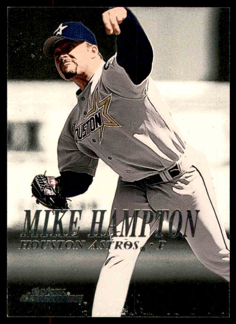 2000 SkyBox Dominion Mike Hampton #78 card front image