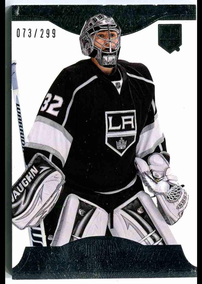 2013-14 Dominion Jonathan Quick #43 card front image