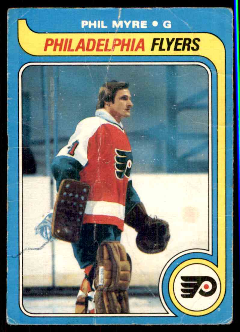 1979-80 O-Pee-Chee Phul Myre #189 card front image