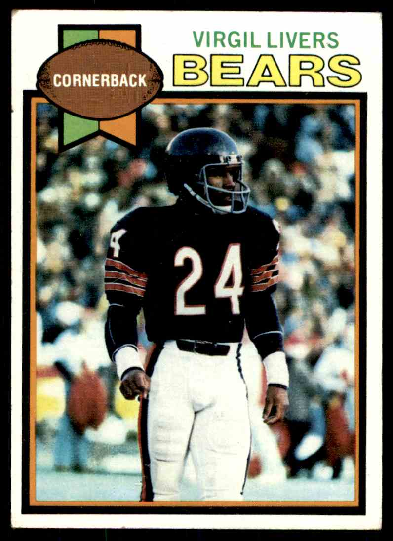 1979 Topps Virgil Livers #112 card front image