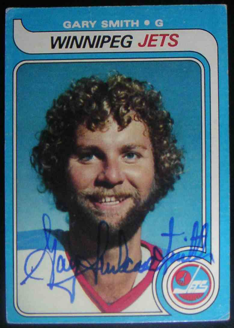 1979-80 Topps Gary Smith #103 card front image