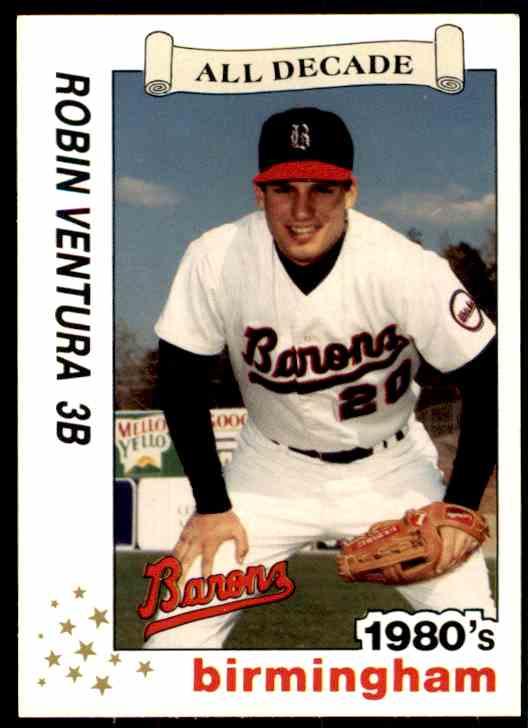 786 Robin Ventura Trading Cards For Sale