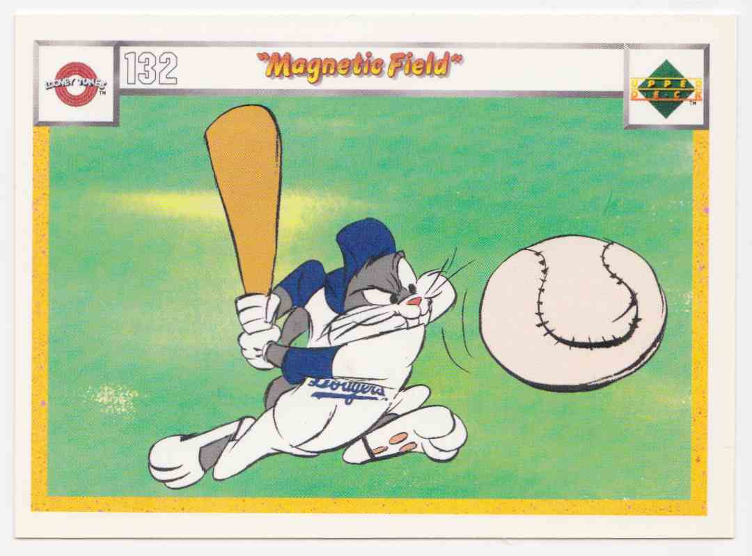 1990 Upper Deck Comic Ball Looney Tunes Looney Tunes #132 card front image