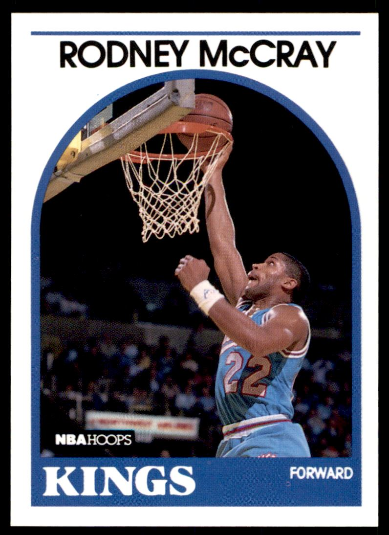 171 Rodney McCray trading cards for sale