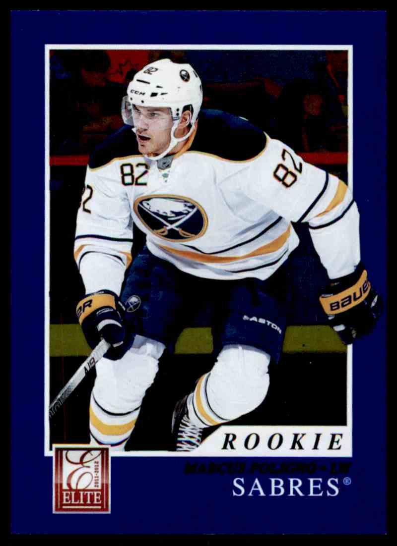 2011-12 Panini Elite Rookie Markus Foligno #230 card front image