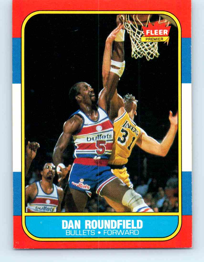 4 Dan Roundfield trading cards for sale