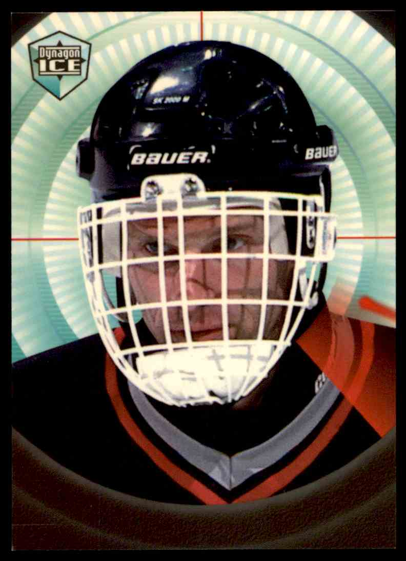 1998-99 Pacific Dynagon Ice Watchmen Dominik Hasek #1 card front image