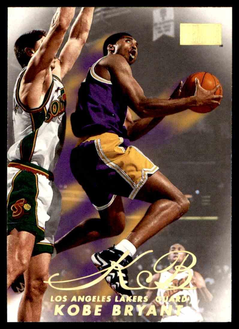 1998-99 Skybox Kobe Bryant #44 card back image
