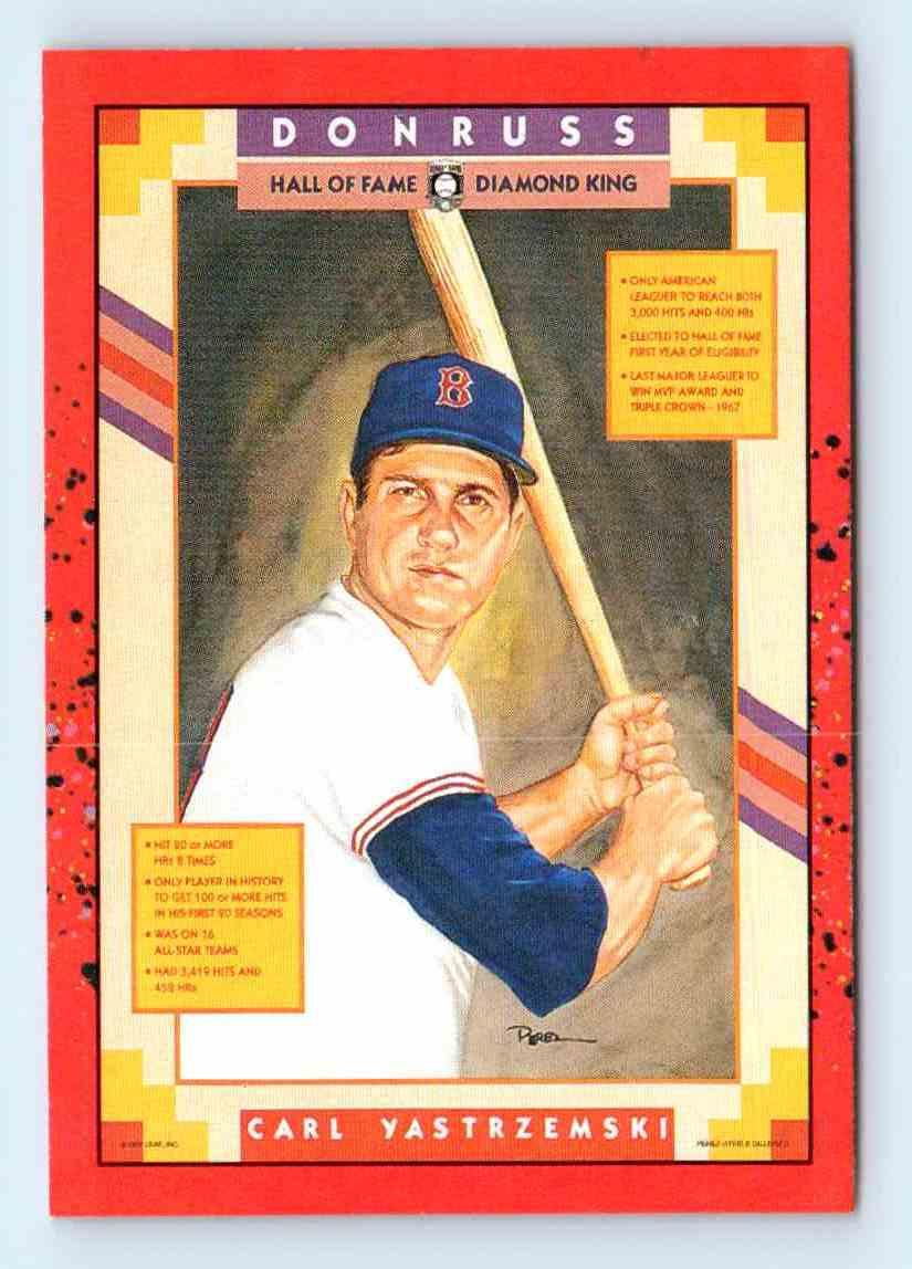 3 Carl Yastrzemski Dp Baseball Card Trading Cards For Sale