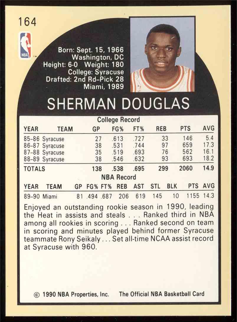 1990 91 Hopps Sherman Douglas 164 on Kronozio