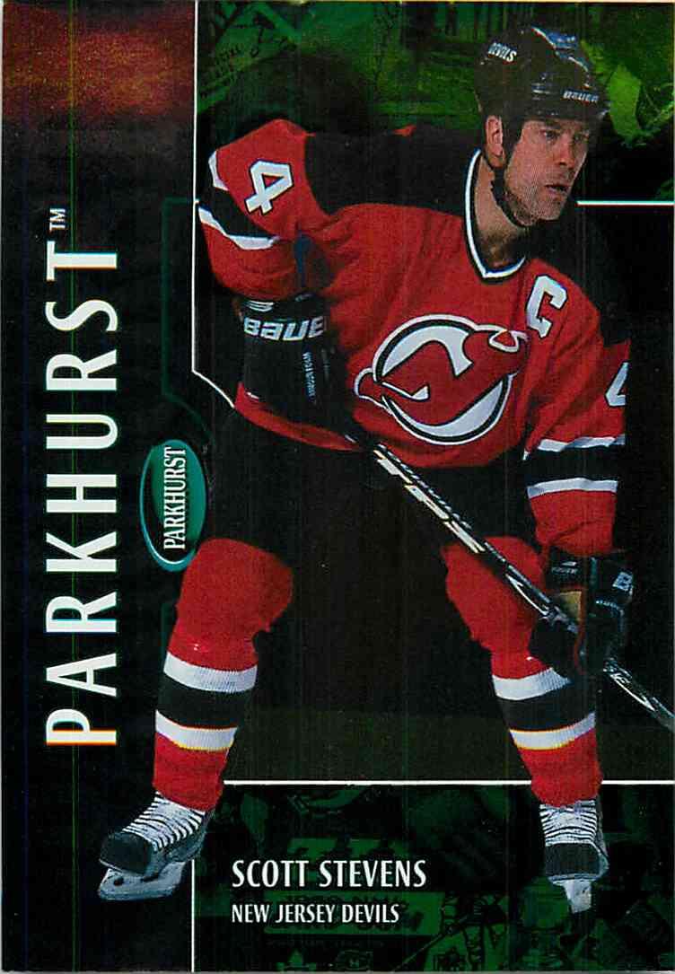 buy popular d1a2d 17ddf 2003-04 New Jersey Devils Scott Stevens #15 on Kronozio
