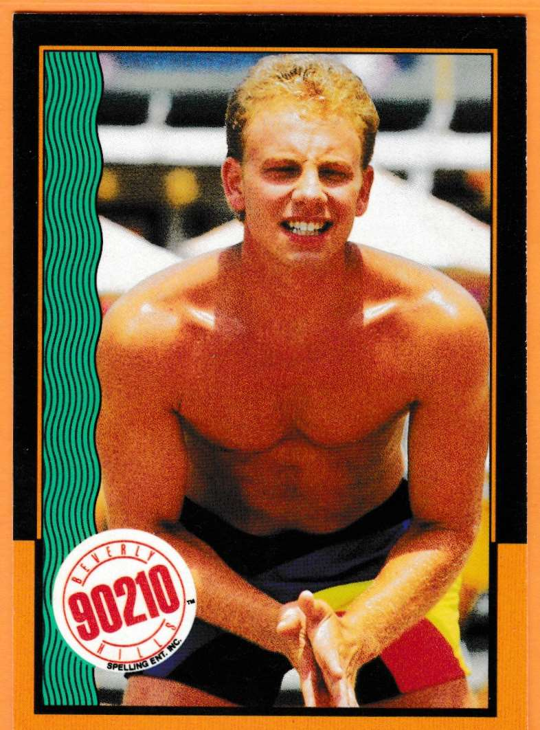 1991 90210 90210 The Real Bh #82 card front image
