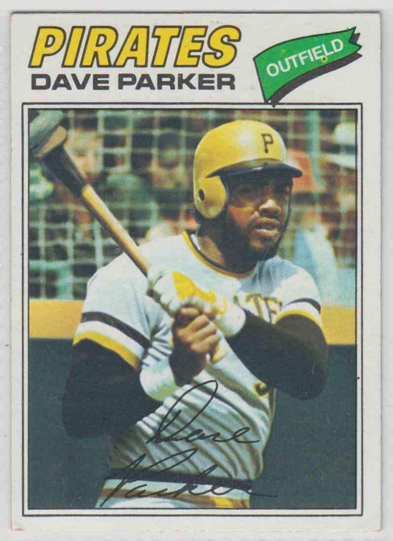 1977 Topps Dave Parker 270 On Kronozio