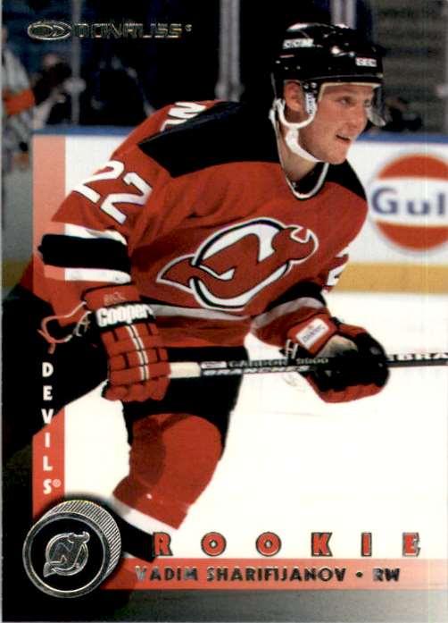 1997-98 Donruss Vadim Sharifijanov #204 card front image